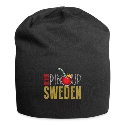 Tanktop Retro Pinup Sweden Crew utsvängd - Jerseymössa