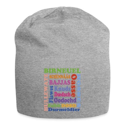 schimpf - Jersey-Beanie