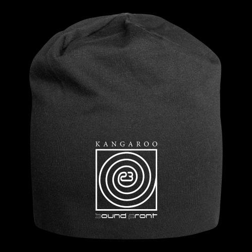 Shirt Front 23 - Jersey-Beanie