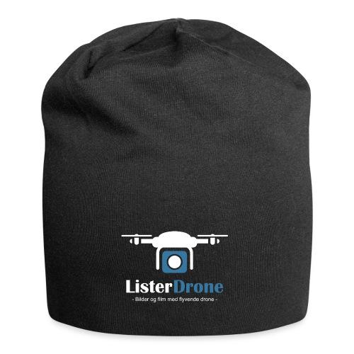 ListerDrone logo - Jersey-beanie