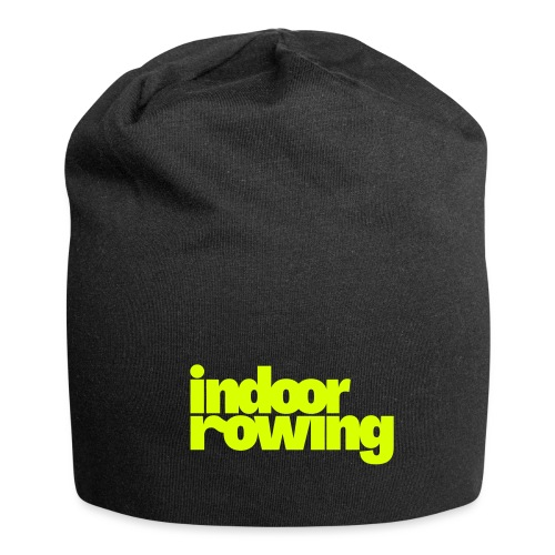indoor rowing - Jersey Beanie
