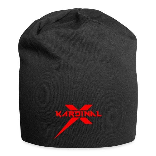 Kardinal X Logo - Jersey Beanie