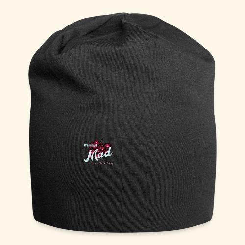 Rote Traube - Jersey-Beanie