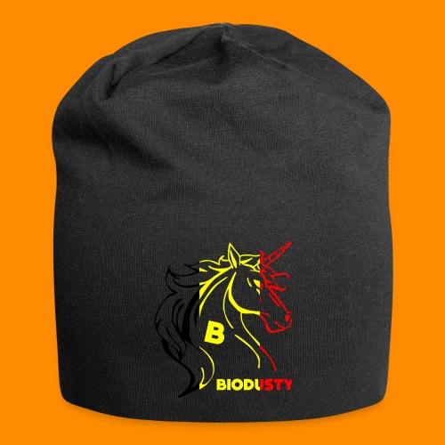 belgian biodusty unicorn hoodie unisex - Jersey-Beanie