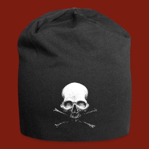 Old Skull - Jersey Beanie