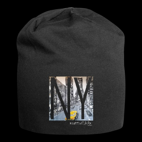 TIME SQUARE - Jersey-Beanie