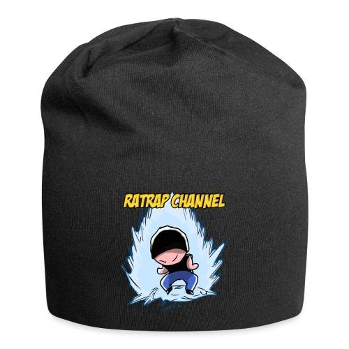 Ratrap Channel Logo - Bonnet en jersey