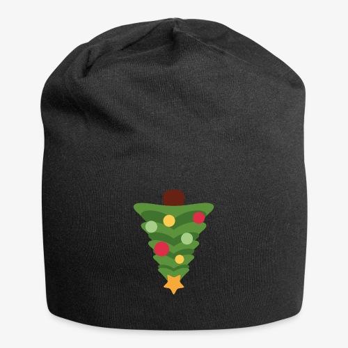 kerstboom_DOETHETNOG - Jersey-Beanie