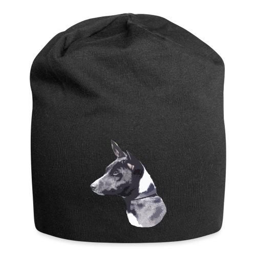 basenji black - Jersey-Beanie