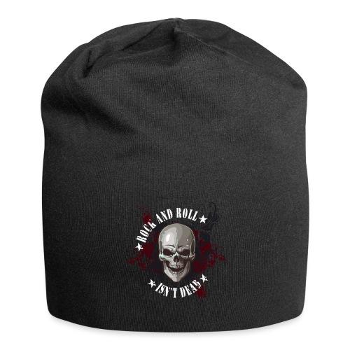Rock and Roll isn´t dead - Gorro holgado de tela de jersey