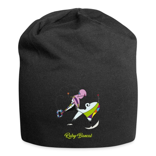 Raby Bancal - Bonnet en jersey