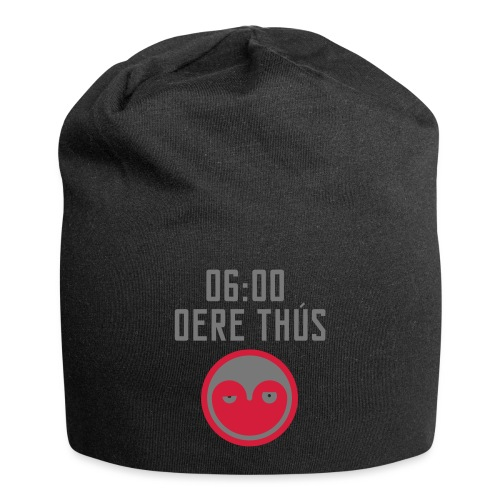 6 oere tus - wit - Jersey-Beanie
