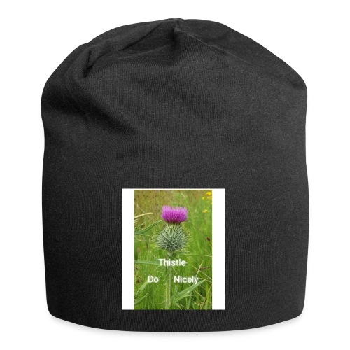 IMG 20180301 221949 Thistle Do Nicely - Jersey Beanie