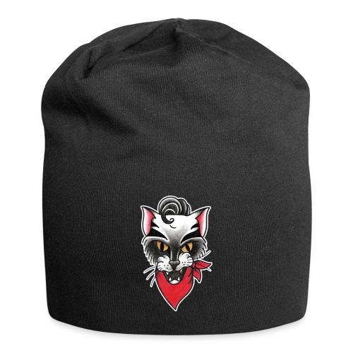 Rockabillycat - Beanie in jersey
