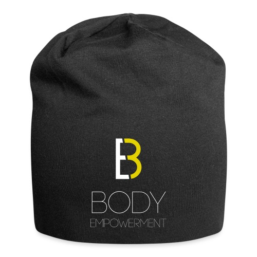 Body Empowerment Logo 4 - Jersey Beanie