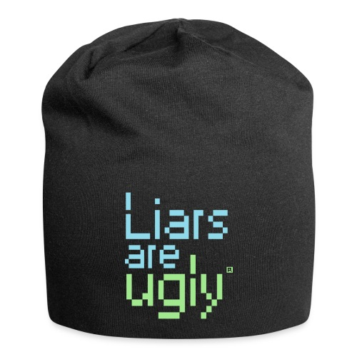 Liars Are Ugly - Jersey-Beanie