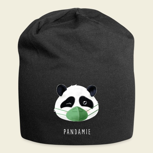 Pandamie - Jersey-Beanie