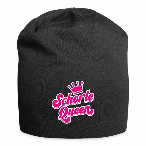 Schorle Queen - Jersey-Beanie