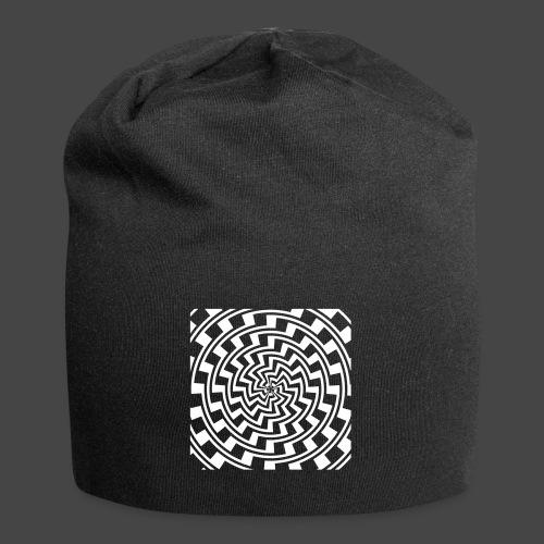 spirale 23 - Bonnet en jersey