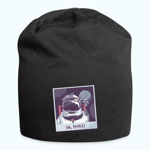 Aliens and astronaut - Jersey Beanie