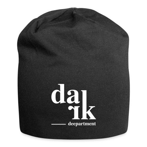 DARK Deepartment - Bonnet en jersey