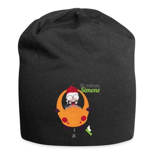 AUTOSIMONE - Bonnet en jersey