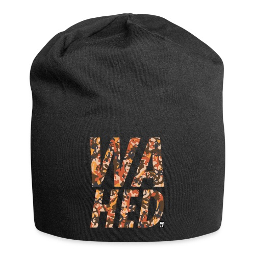 WAHED2 - Jersey-Beanie