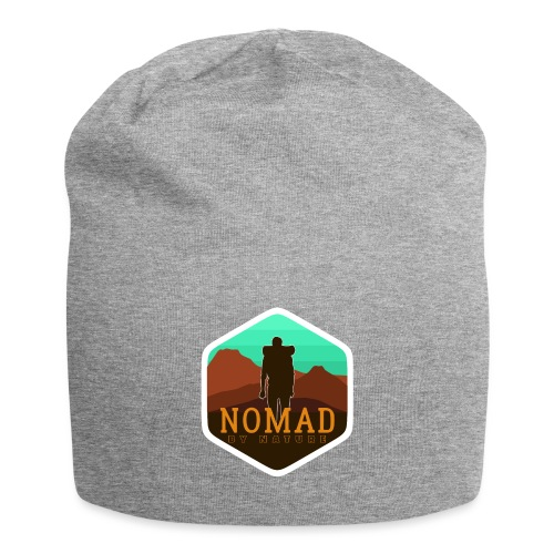 Nomad By Nature - Jersey-Beanie