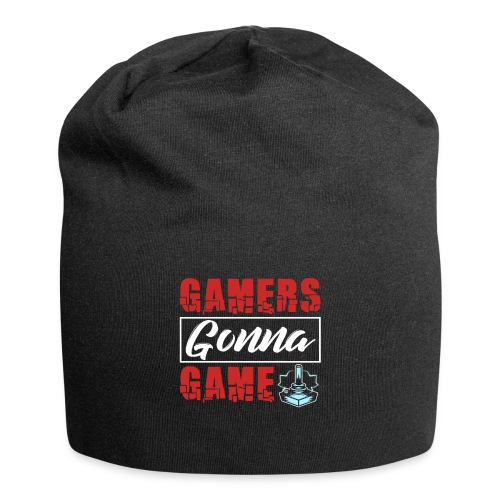 Gamers Gonna Game - Jersey-Beanie