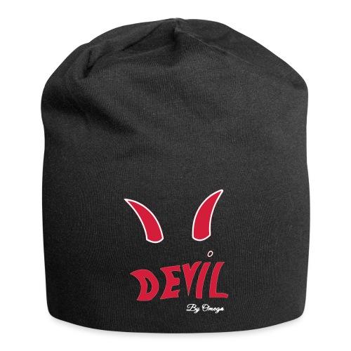 Collection devil by oméga - Bonnet en jersey