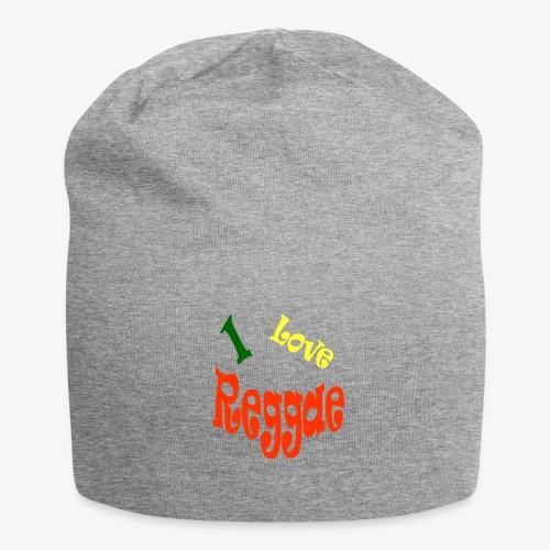 I Love Reggae - Jersey-Beanie