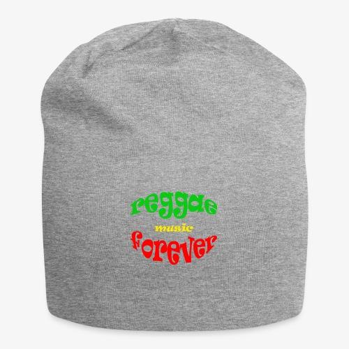 Reggae Music Forever - Jersey-Beanie
