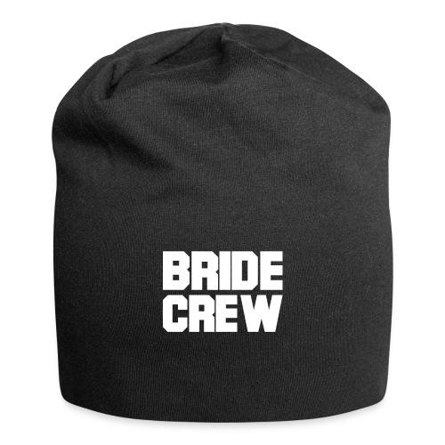 Braut Crew Junggesellinnenabschied - Jersey-Beanie