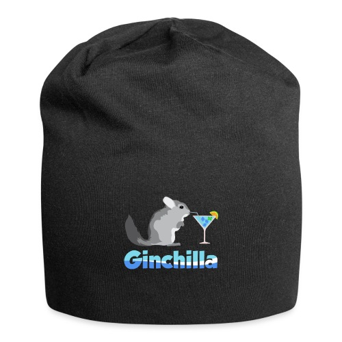 Gin chilla - Funny gift idea - Jersey Beanie