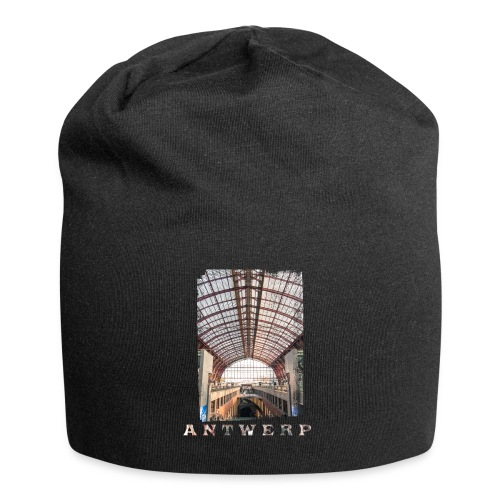 ANTWERP CENTRAL STATION - Jersey-Beanie