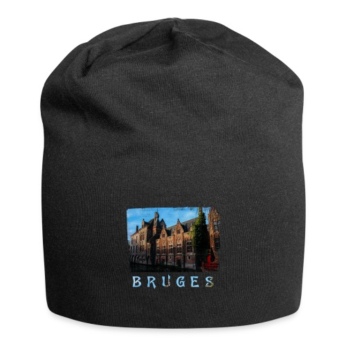 Bruges | Old houses - Jersey-Beanie