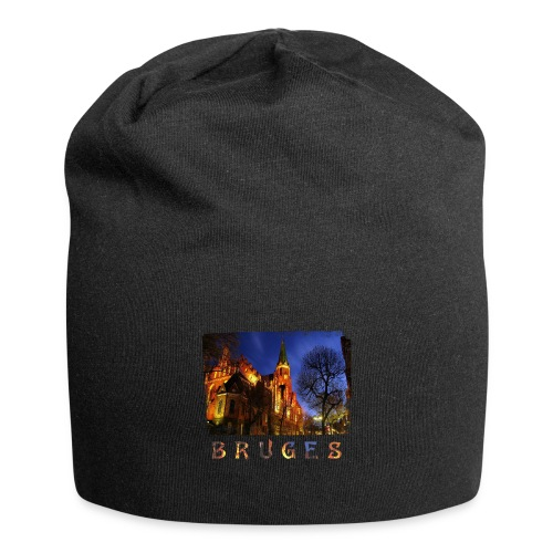 Bruges | By Night - Jersey-Beanie