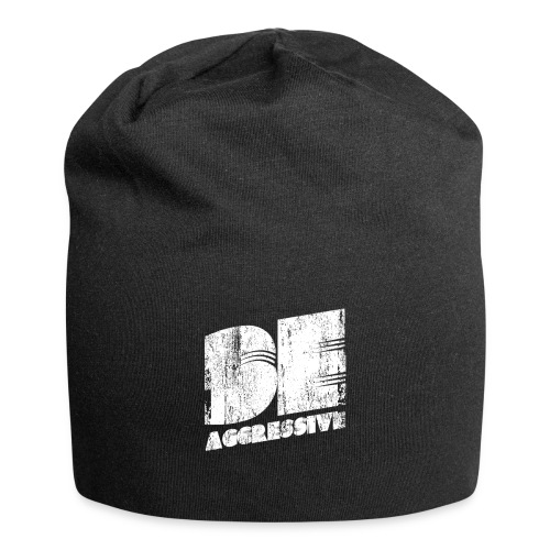 'BE AGGRESSIVE' Fitness, Workout, Gym - Jersey-Beanie