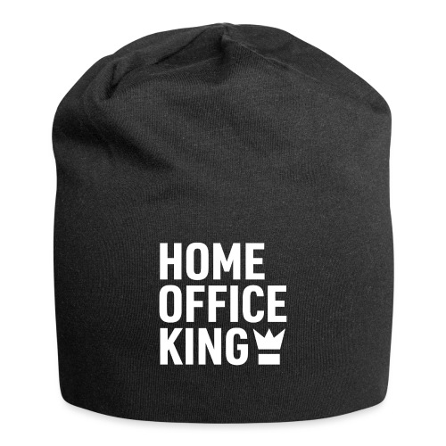 Mitarbeiter Kollege Home Office Quarantäne Corona - Jersey-Beanie