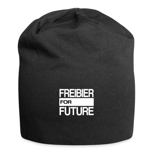 Freibier for future Fridays For Future - Jersey-Beanie