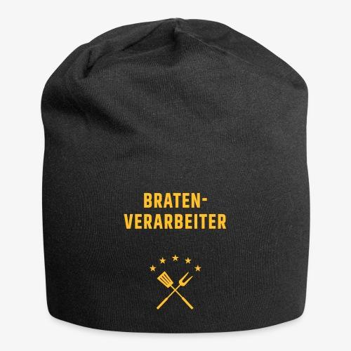 Braten-Verarbeiter - Jersey-Beanie