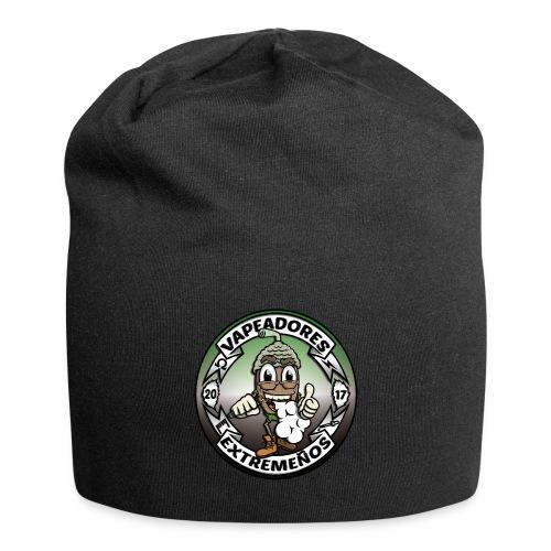 Logo Original - Gorro holgado de tela de jersey