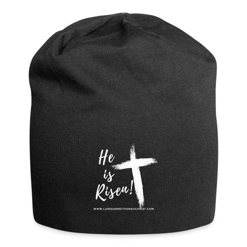 He is Risen ! V2 (Il est ressuscité !) - Bonnet en jersey