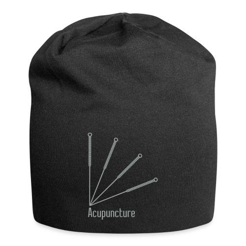 Acupuncture Eventail vect - Bonnet en jersey