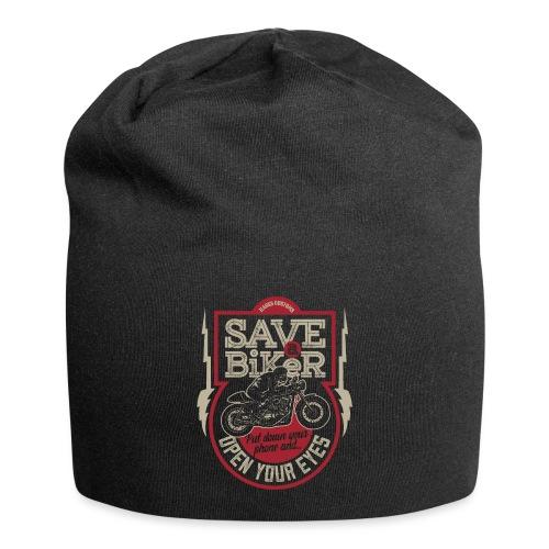 Save A Biker - Jersey Beanie