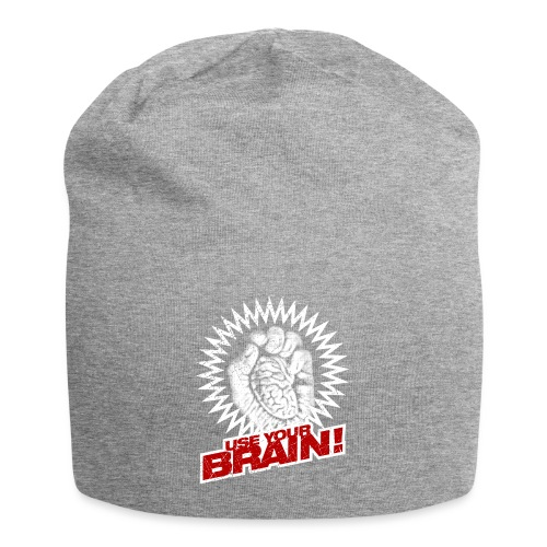 Use Your Brain! - Jersey-Beanie