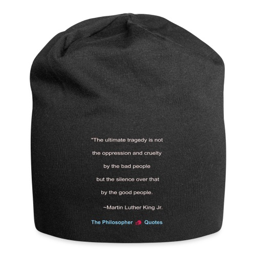 King The ultimate tragedy w - Jersey-Beanie
