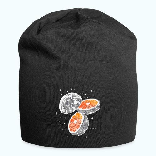 Moon orange - Jersey Beanie