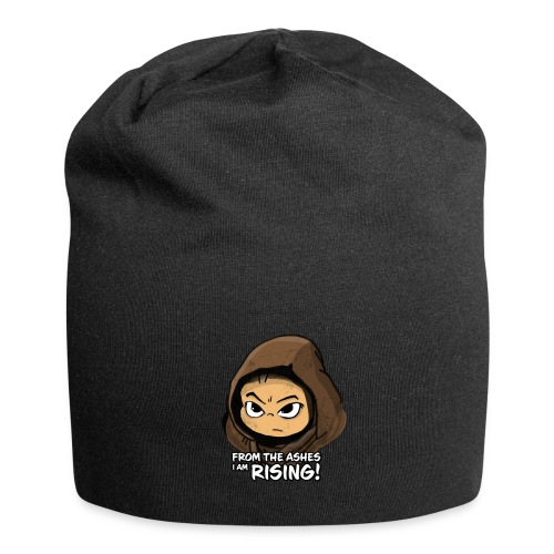 Joan Ferguson From the Ashes I Am Rising! - Jersey Beanie