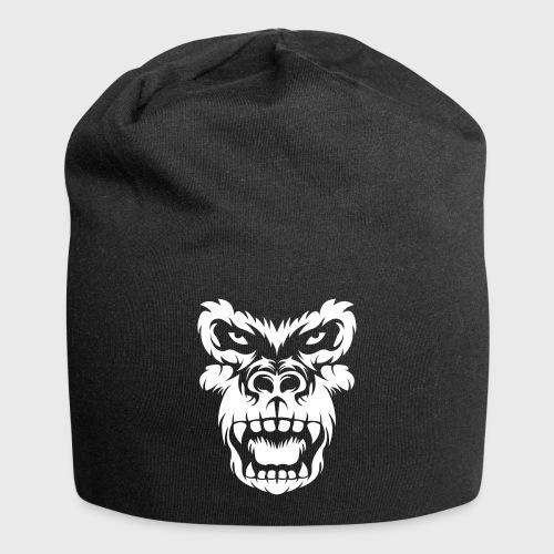 Tête de Gorille rugissant - Bonnet en jersey